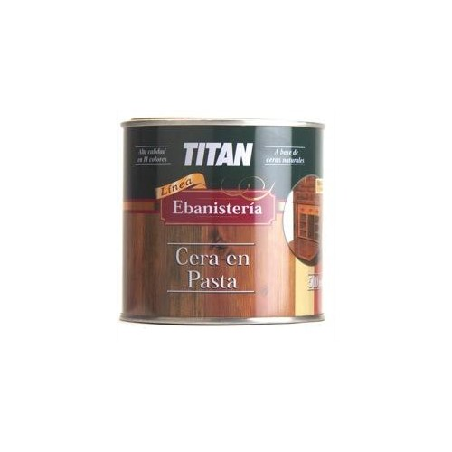 CERA EN PASTA AVELLANA 250ML