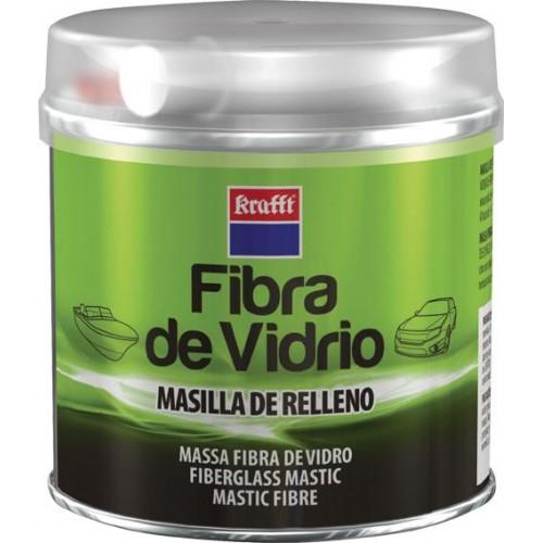 MASILLA CON FIBRA VIDRIO 250GR 14462