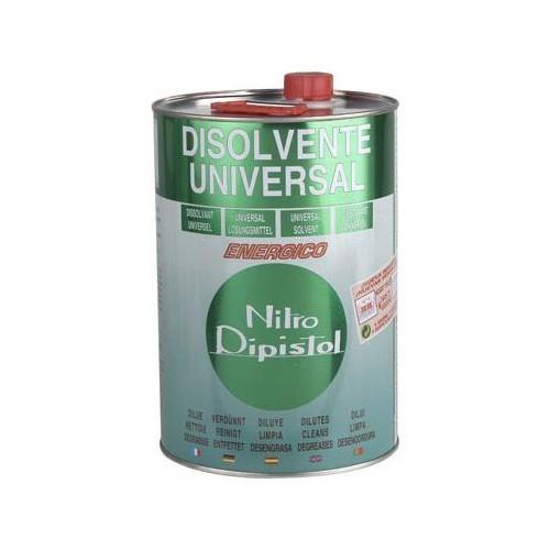 DISOLVENTE UNIVERSAL NITRO M/10 25 LT
