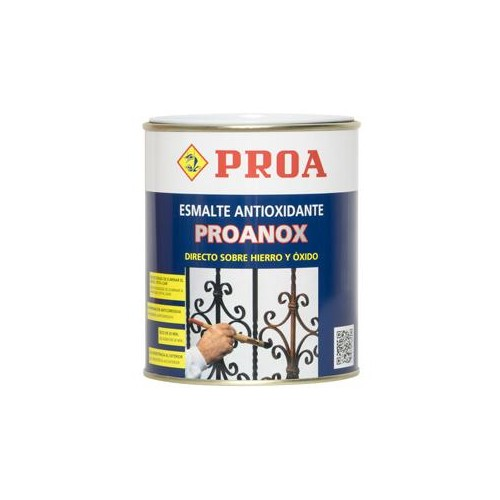 ESMALTE PROANOX VERDE 6005 750 ML