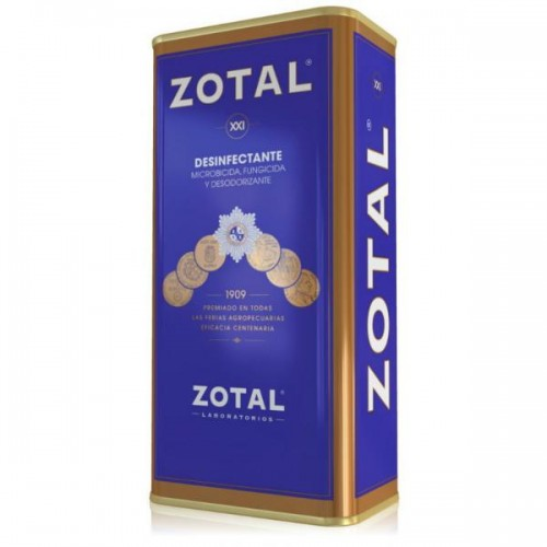 DESINFECTANTE ZOTAL 500ML