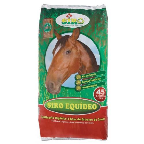 SACO TIERRA SIRO EQUIDEO 45 LT