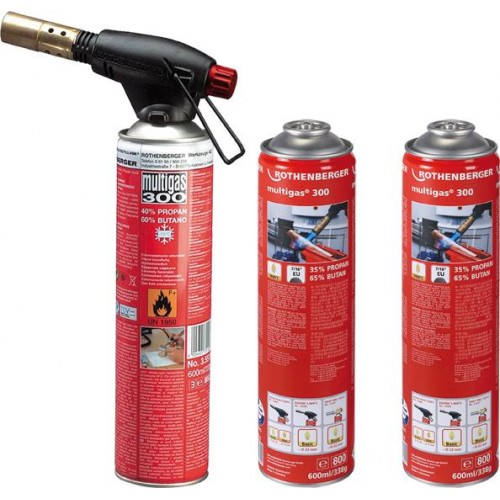 PACK SOPLETE ROFIRE+3 CARGAS P005555