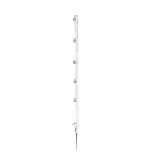 POSTE PLASTICO 900 MM BLANCO