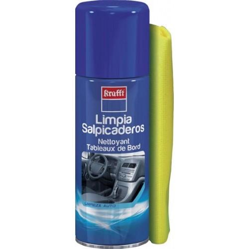 LIMPIA SALPICADEROS 520 ML + BAYETA