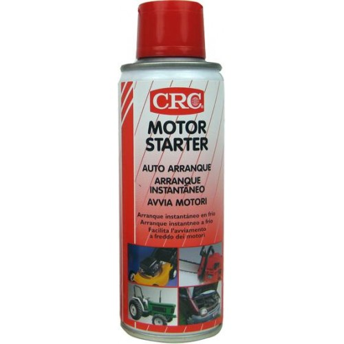SPRAY MOTOR STARTER AUTOARRANQUE 200ML