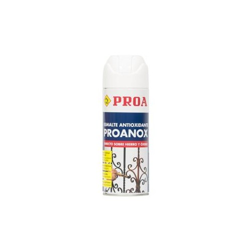 SPRAY PROANOX AMARILLO GRUAS 400ML