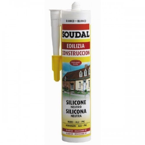 SILICONA NEUTRA 300 ML TRANSPARENTE