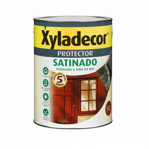 XYLADECOR SATINADO ROBLE CLARO 2.5 LT