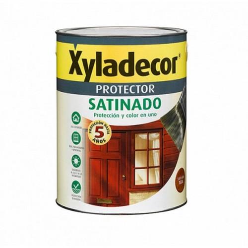 XYLADECOR SATINADO CASTAÑO 2.5 LT