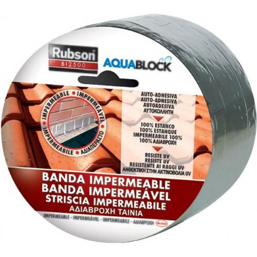 BANDA IMPERMEABLE BI2500 5MTX10CM