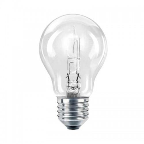 LAMPARA HALOGENA STANDARD E27 42W(60W)
