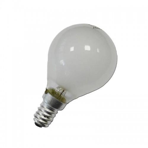 LAMPARA HALOGENA MATE E14 42W(60W)