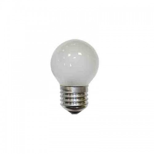 LAMPARA HALOGENA MATE E27 42W(60W)