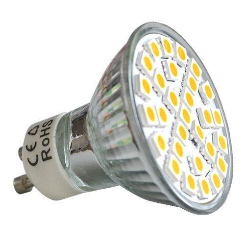 LAMPARA DICROICA LED 4.6W GU10 3000K