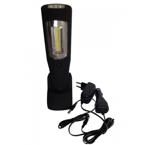 LAMPARA LED 3W RECARGABLE CON IMAN
