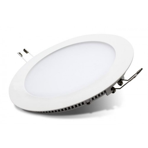DOWNLIGHT LED ARO BLANCO 20W 6000K