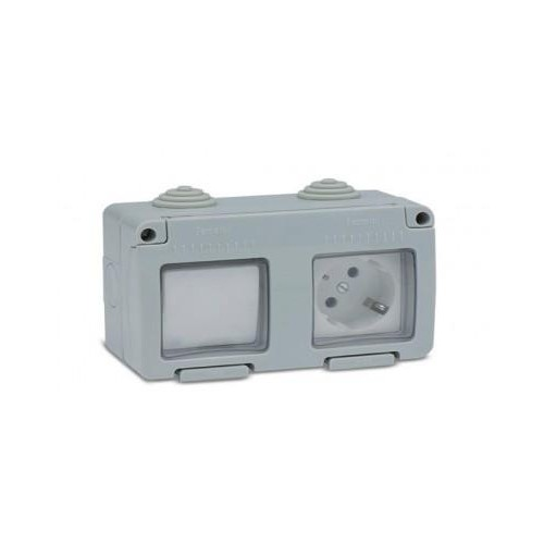 INTERRUPTOR + BASE IP55