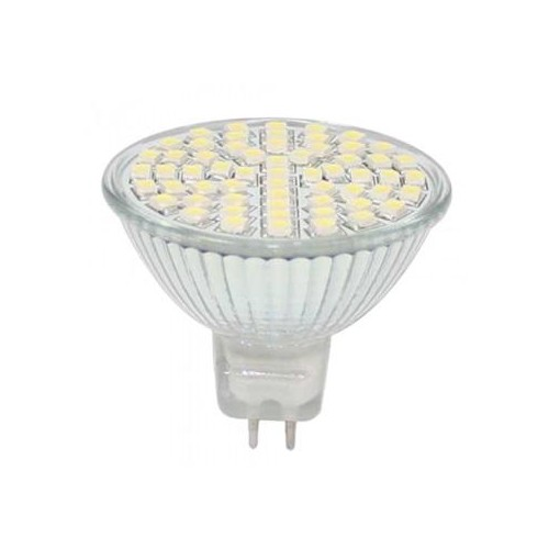 LAMPARA DICROICA LED 4.6W MR16 6000K
