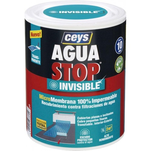 AGUASTOP INVISIBLE 4LT