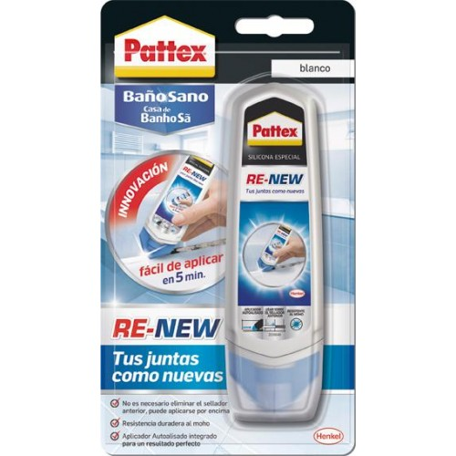 PATTEX RE-NEW BLANCO 100ML