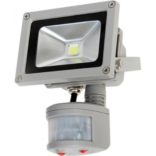 PROYECTOR LED 20W CON SENSOR