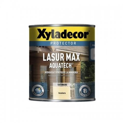 XYLADECOR AGUA SATINADO NOGAL 750ML