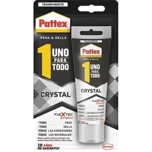 PATTEX 1 PARA TODO CRISTAL 90GR
