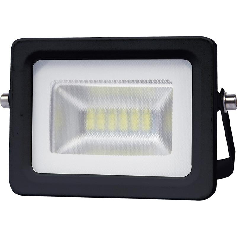 PROYECTOR LED NEW NEGRO 10W 6000K