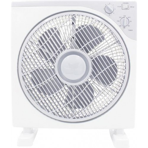 VENTILADOR BOX FAN 30 CM 45W