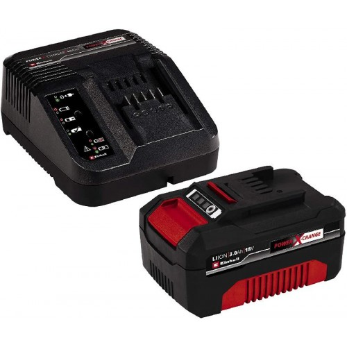 KIT CARGADOR POWER-X 18V+BATERIA 18V 3Ah