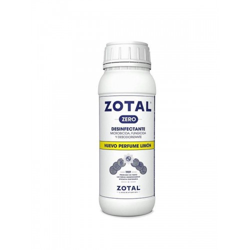 DESINFECTANTE ZOTAL OLOR LIMON 500ML