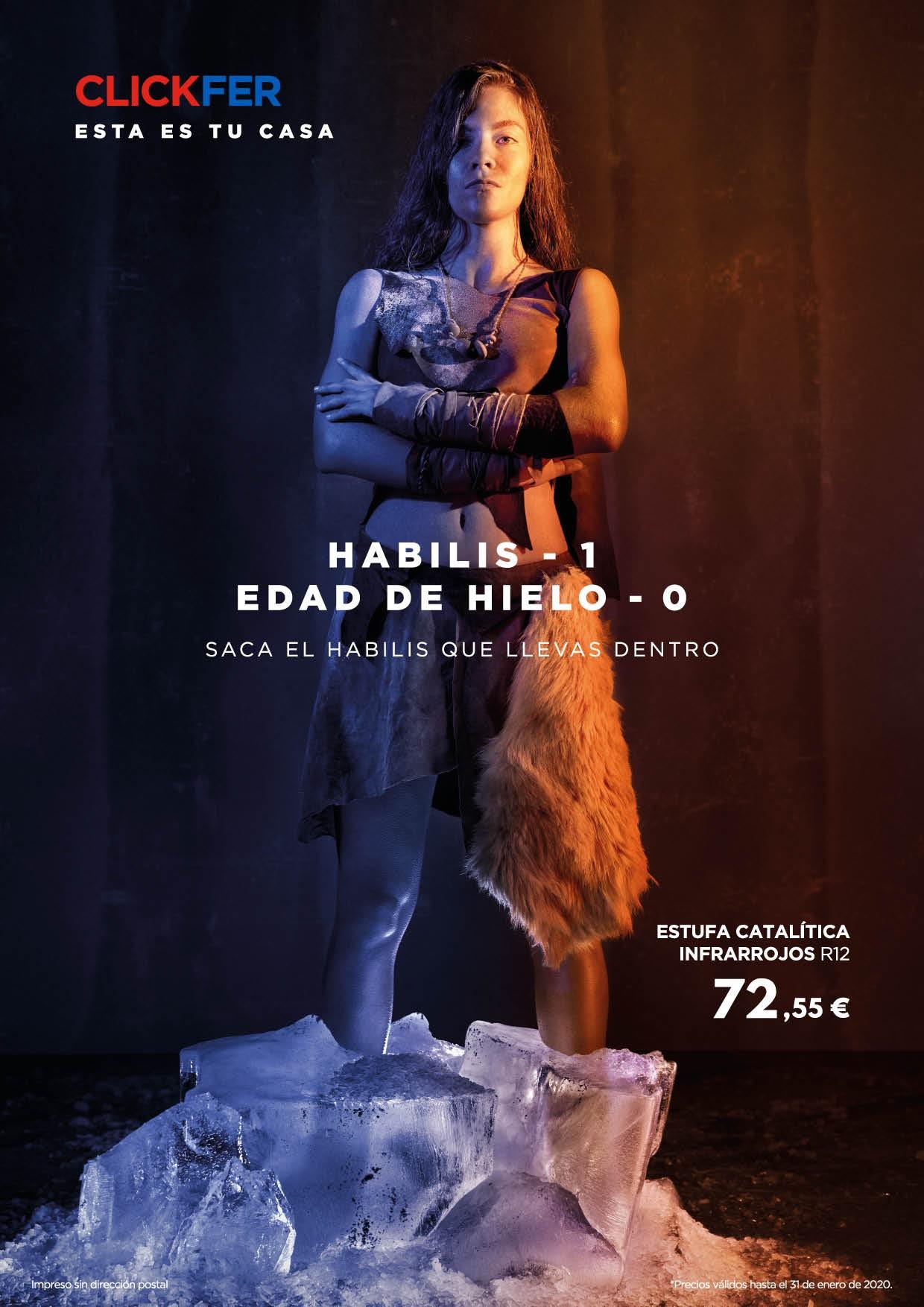 HABILIS - 1 EDAD DE HIELO - 0